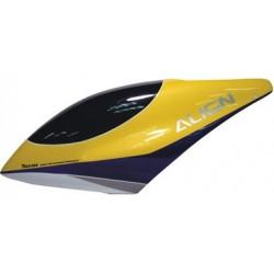 Align Capottina in fibra FDV T-REX 600E Gialla (art. H60095T)