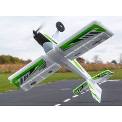 E-flite Aeromodello Timber X 1.2 m AS3X PNP da Training avanzato (art. EFL3875)