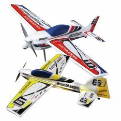 Multiplex Aeromodello elettrico AcroMaster Pro RR bianco (art. MP100846)