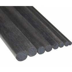 Graupner Barra tonda carbonio diametro 0,5x1000 mm 1 pezzo (art. 5220.50)
