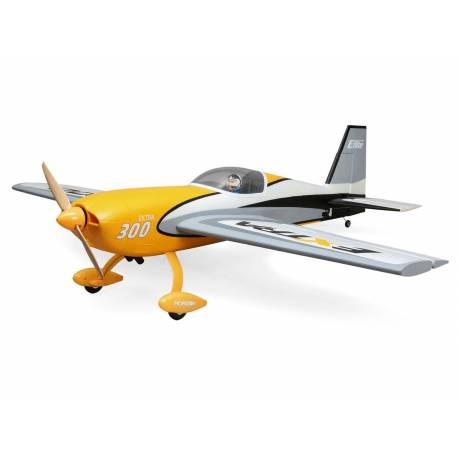 E-flite Extra 300 3D 1300mm BNF Basic con AS3X & SAFE Select (art. EFL11550)