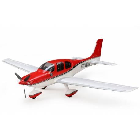 E-flite UMX Cirrus SR22T BNF Basic con AS3X & SAFE Select (art. EFLU5950)