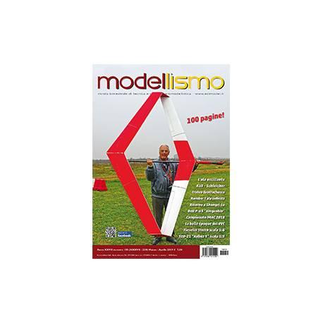 Modellismo Rivista di modellismo N°158 Marzo - Aprile 2019