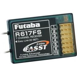 Futaba Ricevente 7 Canali FP R617FS 2,4Ghz (art. FU111)
