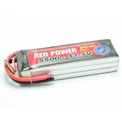 Pichler Batteria Li-po 11,1V 5500mAh RED POWER SLP 25C (art. C9426)