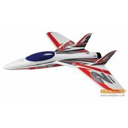 Multiplex Aeromodello elettrico a ventola intubata FunJet ULTRA 2 Plus (art. MP101030)