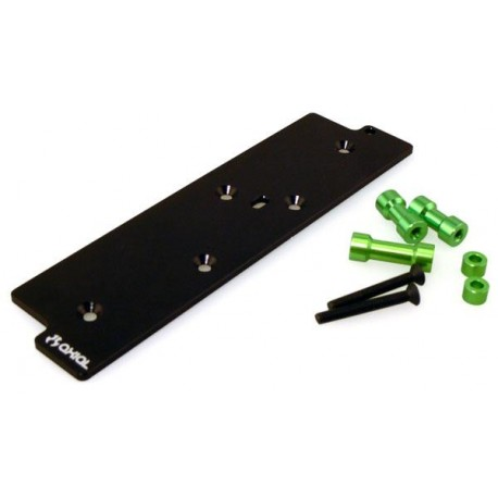 Axial Scorpion Low CG Battery Plate per AX10 (art. AX30486)