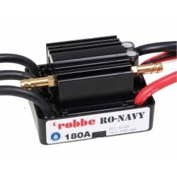 Robbe Regolatore RO-CONTROL NAVY marino 6-180 2-6S 180A Brushless ESC BEC (art. 8724)