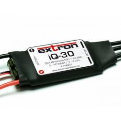 Extron Regolatore elettronico per motori Brushless ESC iQ-30 30A 2-4 Lipo BEC (art. X4031)