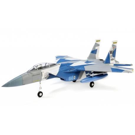 E-flite F-15 Eagle 64mm EDF BNF con AS3X e SAFE Select (art. EFL9750)