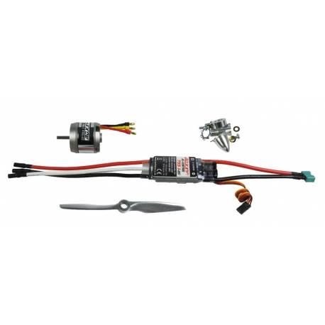 Multiplex Set motorizzazione Power Unit per FunJet ULTRA 2 Plus (art. MP100961)