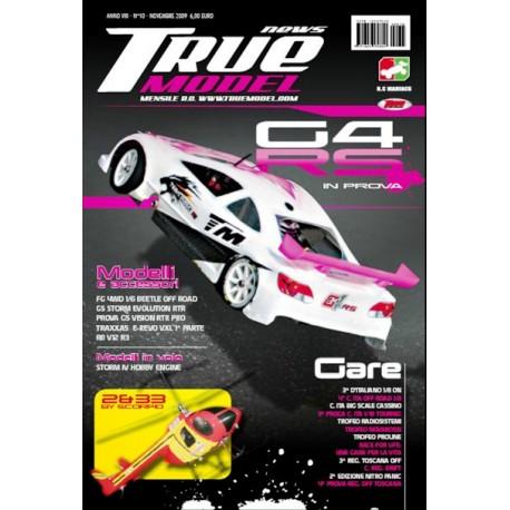 True Model NOVEMBRE 2009 n°10