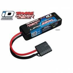 Traxxas Batteria Li-po 7,4V 2200mAh 25C 2S connettore Traxxas Power Cell iD (art. TXX2820X)