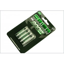 Orion Batterie Ministilo AAA 900mAh HV pack 4 pz. (art. ORI13202)