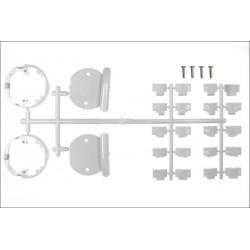 Hype Porta servocomandi Micro 9-11,5mm (art. 210-0001)