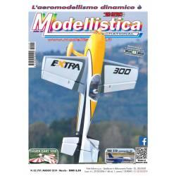 Modellistica Rivista di modellismo n°5 Maggio 2019