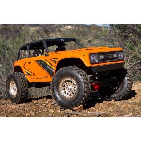 Axial Wraith 1.9 4WD Brushed RTR Electric Rock Crawler Orange (art. AXI90074T1)