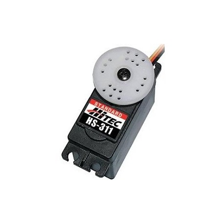 Hitec Servocomando HS-311 analogico standard (art. 31311S)