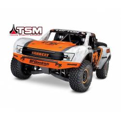 Traxxas Automodello Unlimited Desert Racer Fox Edition 4WD Race Truck (art. TXX85076-4)