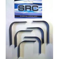 Sprint Set rinforzi carrozzeria 1/8 in carbonio 4+2 (art SRC505)