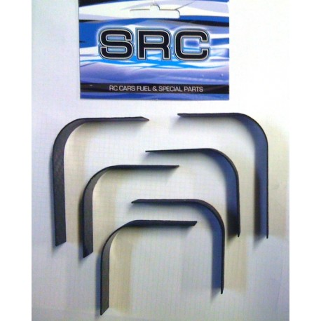 Sprint Set rinforzi carrozzeria 1/8 in carbonio 4+2 (art. SRC505)