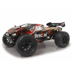 Jamara Automodello Truggy Brecter BL Lipo 4WD 2,4Ghz scala 1/10 LED RTR (art. 059740)