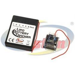 Rc System Li-Po Battery Tracker (art. RCE0012)