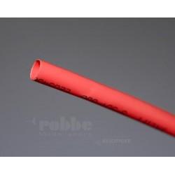 Robbe Termoretraibile 9mm x 1 metro ROSSO (art. 59002009R)