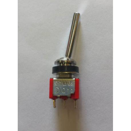 Spektrum Interruttore a DUE posizioni lungo / piatto per DX8 e DX9 (art. SPMR52000)