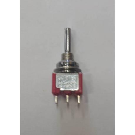 Spektrum Interruttore a TRE posizioni corto / piatto per DX6 V2 (art. SPMR52026)