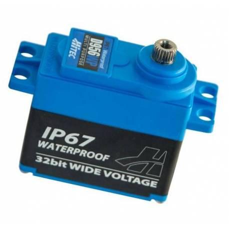 Hitec Servocomando D956WP Super Torque Impermeabile IP67 24,5 kg/cm (art. 36956)
