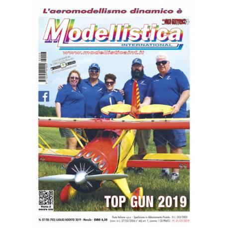 Modellistica Rivista di modellismo n°7/8 Luglio / Agosto 2019