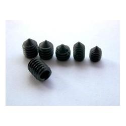 Jet's Grani di fissaggio in acciaio 5x5mm (art. GRP55)