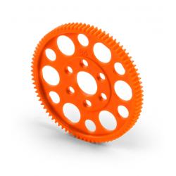 Xray Corona principale arancione 84T modulo 48 per T1 / T2 / T3 / T4 (art. 305784-O)