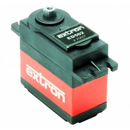 Extron Servocomando standard Digitale ED502 coppia 20,3kg a 6V (art. X5607)