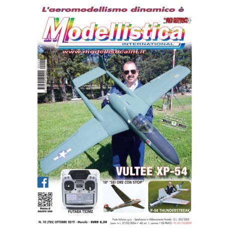 Modellistica Rivista di modellismo n°10 Ottobre 2019