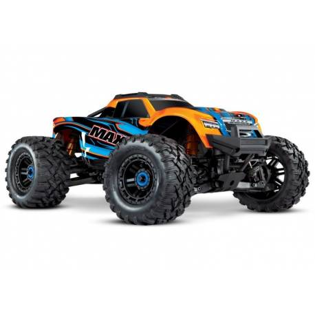 Traxxas MAXX VXL 4S Monster Truck elettrico con Kit luci incluso (art. TXX89076-4-SET)