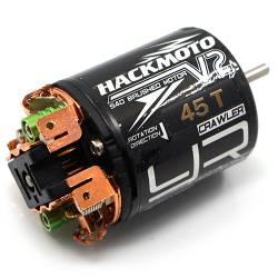 Yeah Racing Motore elettrico Hackmoto V2 45T 540 Crawler Brushed Motor (art. MT-0015)