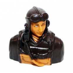Siva Pilotino Jordi in nylon verniciato scala 1/6 altezza 75mm (art. 15012)