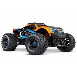 Traxxas MAXX VXL 4S Monster Truck elettrico colore Arancio (art. TXX89076-4-ORG)