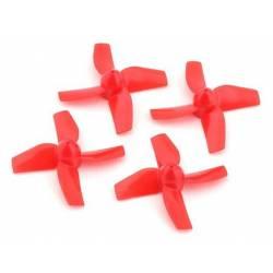Blade Set eliche rosse di ricambio per Inductrix Switch Air (art. BLH9801)