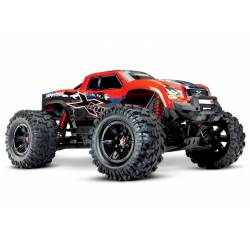 Traxxas X-Maxx 8s Red-X Edition Monster Truck elettrico con TSM (art. TXX77086-4-REDX)