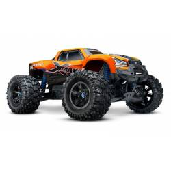 Traxxas X-Maxx 8s Orange-X Edition Monster Truck elettrico con TSM (art. TXX77086-4-ORNGX)