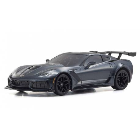 Kyosho Carrozzeria Autoscale Chevrolet Corvette ZR1 Gray MR-03W/RWD (art. MZP240GM)