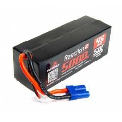 Dynamite Batteria Reaction 2.0 Li-po 14,8V 5000mAh 4S 50C Hardcase EC5 (art. DYNB5045H5)