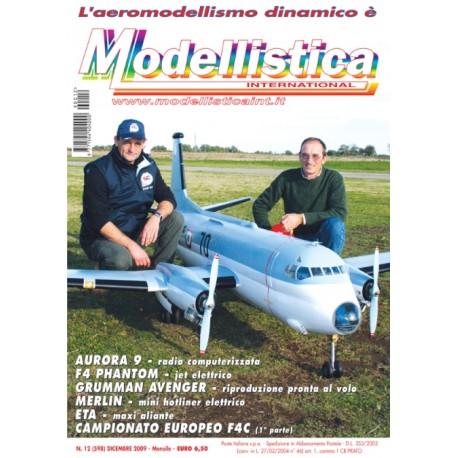 Modellistica Rivista di modellismo n°12 Dicembre 2009
