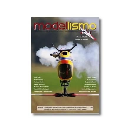 Modellismo Rivista di modellismo N°102 Novembre - Dicembre 2009