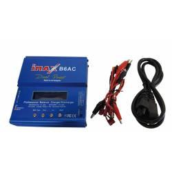 Radiosistemi Caricabatterie iMax B6AC AC/DC LiPo 1-6S 5A 80W (art. LK0340002)