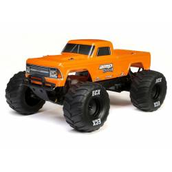 ECX Rc Monster Truck Amp Crush 1/10 2WD Brushed RTR Arancione (art. ECX03048IT2)