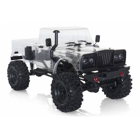 Hobbytech Kit di montaggio Crawler CRX V2 scala 1/10 (art. 8.CRX-V2)